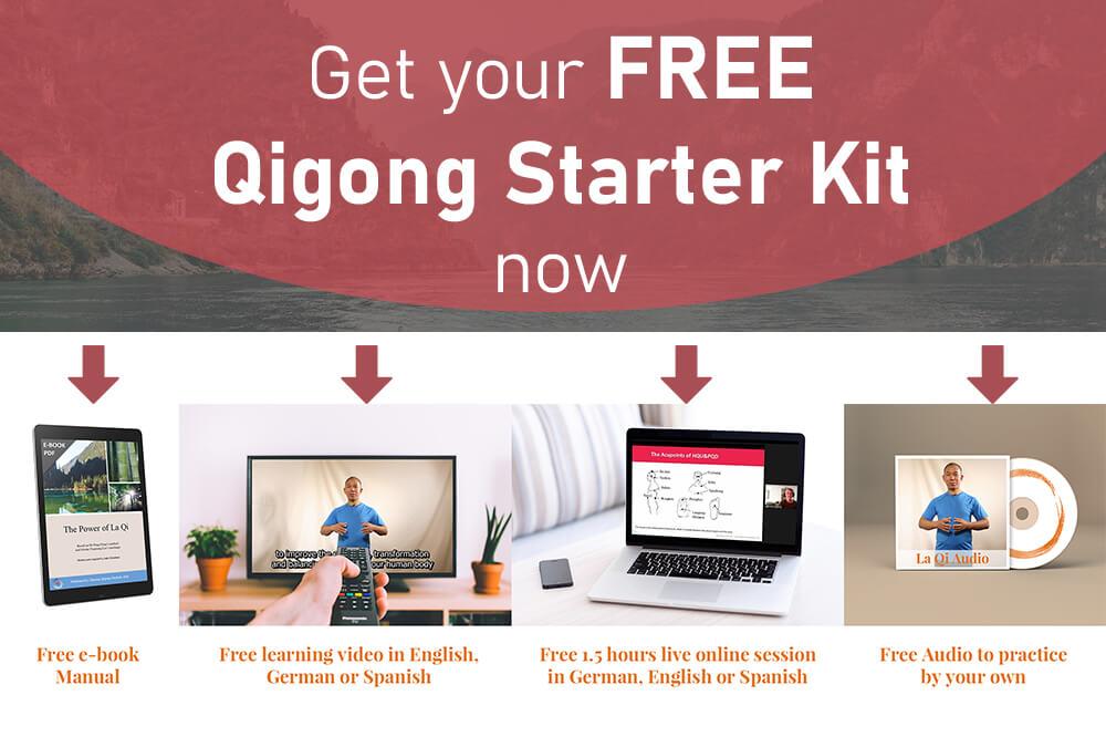 Free Qigong Stater Kit Register