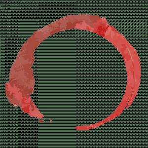 Qigong Red Logo Circle 2